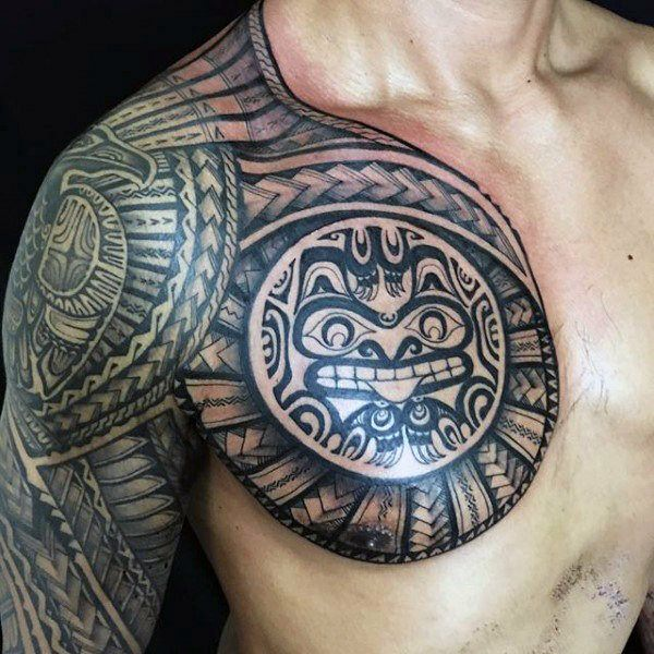 90 Meaningful And Famous Polynesian Tattoo Designs That Are