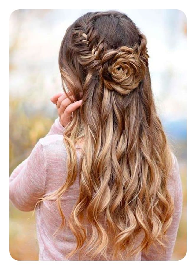 Superior This Simple And Extraordinary Hairstyle Will Make You Look Fabulous. Make A  Fishtail Braid On Two Sides, Combine Both The Braids And Tie As A Knot To  Give A ...