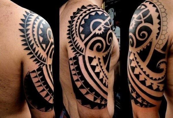 bfde445a1 Even though it is a bit common and popular, millions of people will surely  recognize it because of its intricate designs and meanings. Polynesian- Tattoos