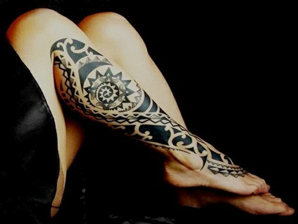 bc80f98c1 90 Meaningful and Famous Polynesian Tattoo Designs That are Worth ...