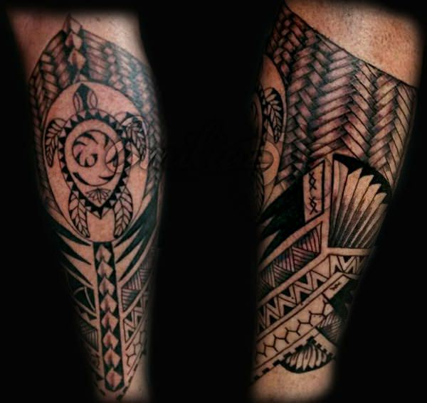 90 Meaningful And Famous Polynesian Tattoo Designs That Are Worth