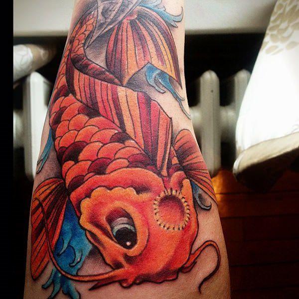 198 Koi Fish Tattoos More Than Just A Cool Tattoo