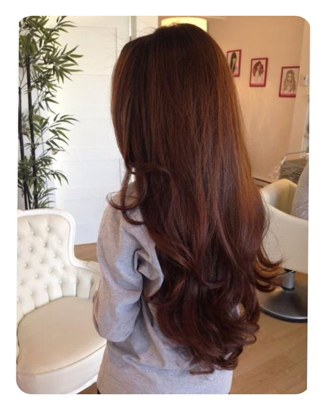 73 Chestnut Hair Colour That Looks Startling