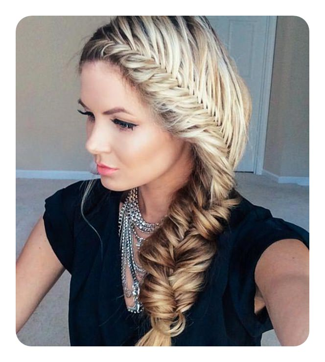 104 Fishtail Braids Hairstyles That Turn Heads