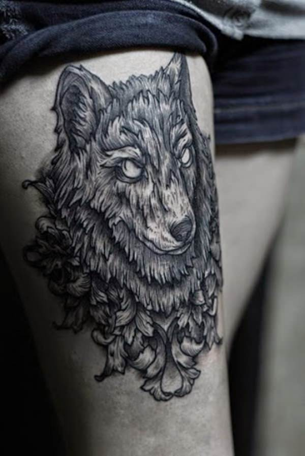 wolf-tattoo-designs