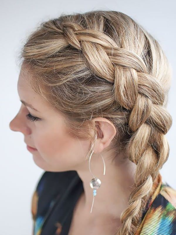 91 Breathtaking Side Braid Hairstyles For You