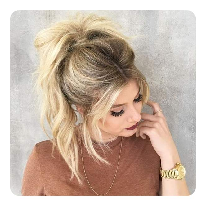 Brilliant 120 Fascinating Ponytail With Bangs To Cherish On Natural Hairstyles Runnerswayorg