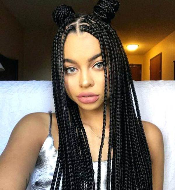 106 Crochet Braids That Gives You A Quirky Glance