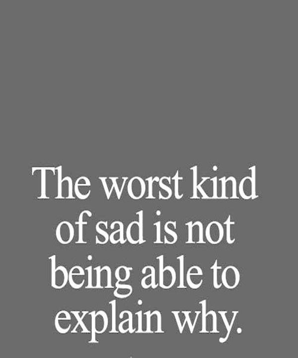 Unhappy Quotes About Life: 65 Best Incredibly Sad Quotes And Sayings About Life