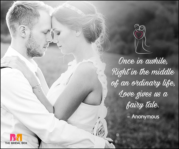 Wedding Quotes | 81 Awesome Wedding Quotes That Will Brighten Up Your Special Day