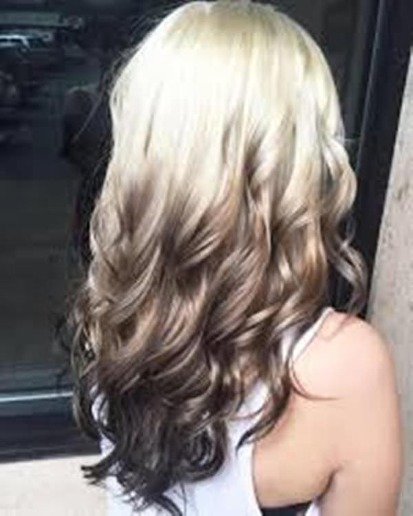 98 Extraordinary Reverse Ombre To Try