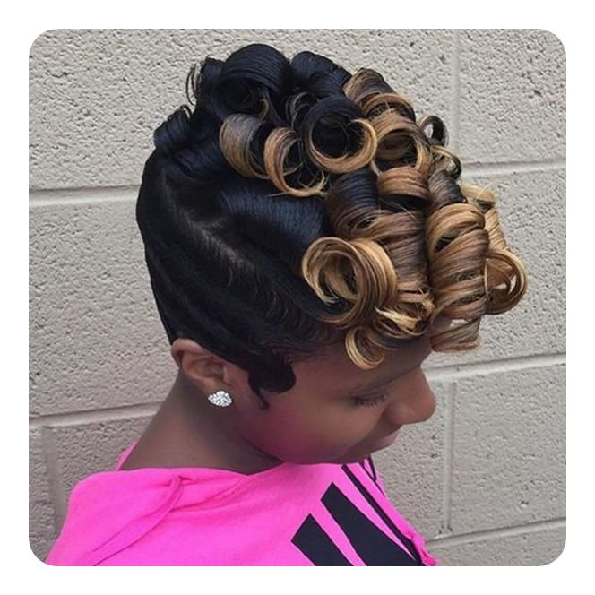 74 Outstanding Finger Waves Hairstyle Mostly Preferred
