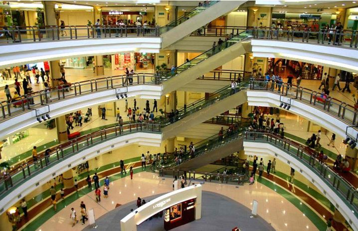 largest shopping mall