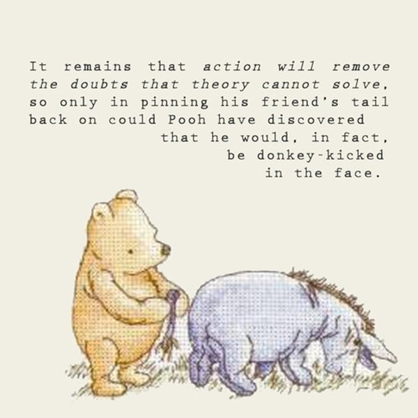 Winnie The Pooh Quote Archidev