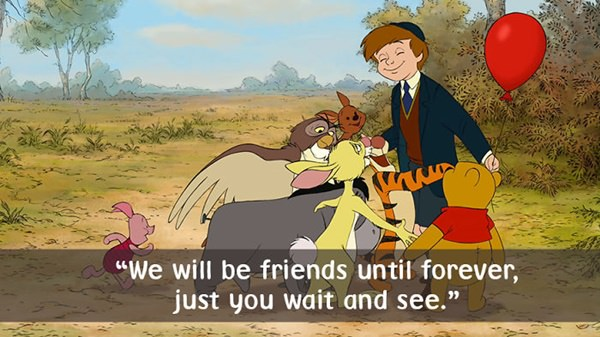 60 Of The Most Beautiful Winnie The Pooh Quotes Amazing Winnie The Pooh Quote About Friendship