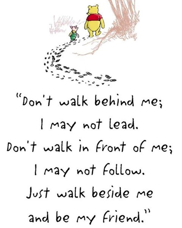 65 Of The Most Beautiful Winnie The Pooh Quotes