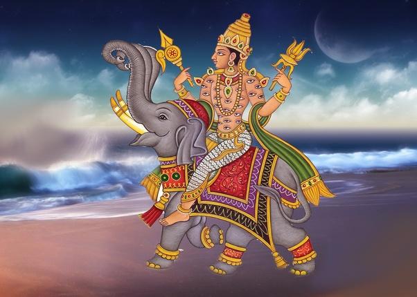 King Indra