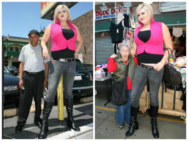 Tallest Women