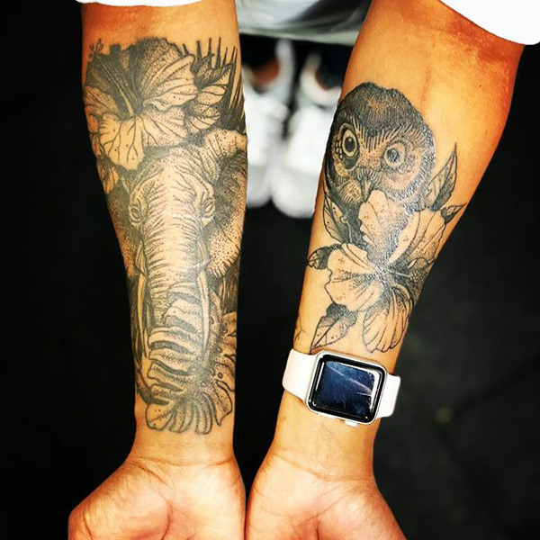 123 Magnificent Elephant Tattoo Designs That You Will Want To Have