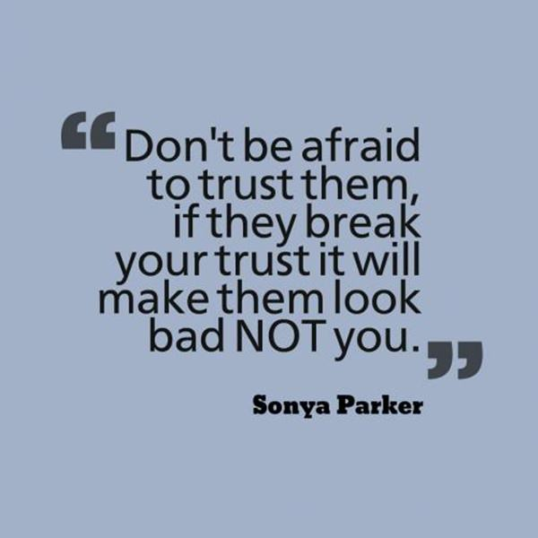 60 Best Trust Quotes And Sayings That Speak Your Heart Mesmerizing Trust Quotes
