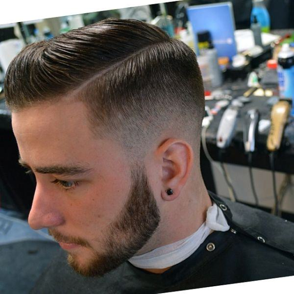 When we compare high fade vs low fade, we can see that an undercut is not  appealing for a \u0027low\u0027 fade. We have this particular advantage when we wear  an