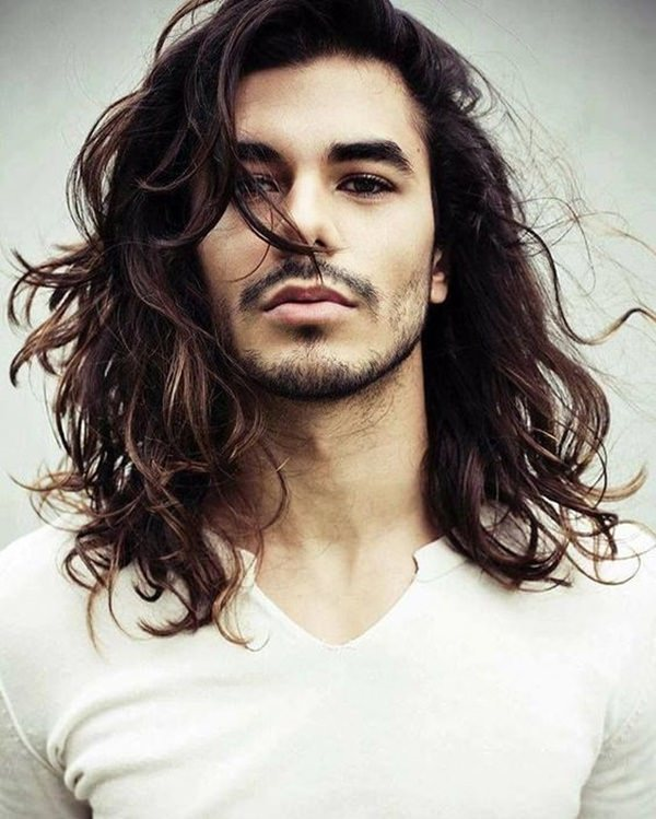 f7cef6dded0 91 Amazing Long Hairstyles For Men To look Like Gladiators
