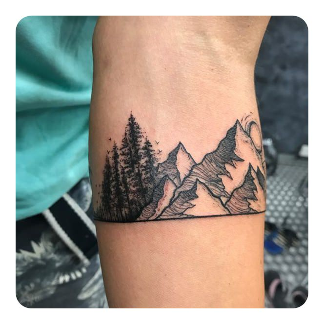 d8f611754 100 Impressive Armband Tattoo Designs For Men And Women