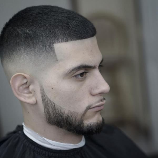 61 Trending Bald Fade That Will Make You Stand Out From The Crowd