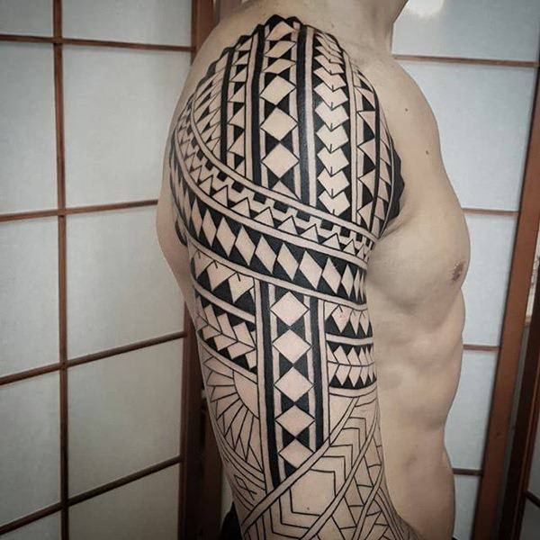 bbd06764b ... the best tribal tattoos that you could get in 2018. Do check some of these  tattoos and then we will move on to some common types of this tattoo style.