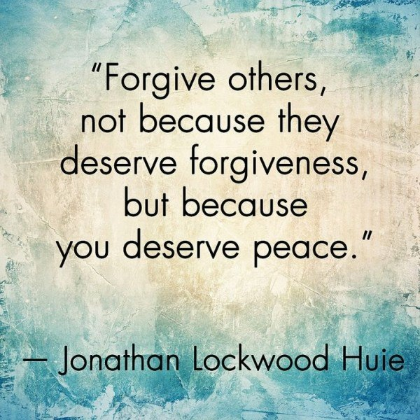 107 Top Forgiveness Quotes That Will Help You Forget The Wrongdoers