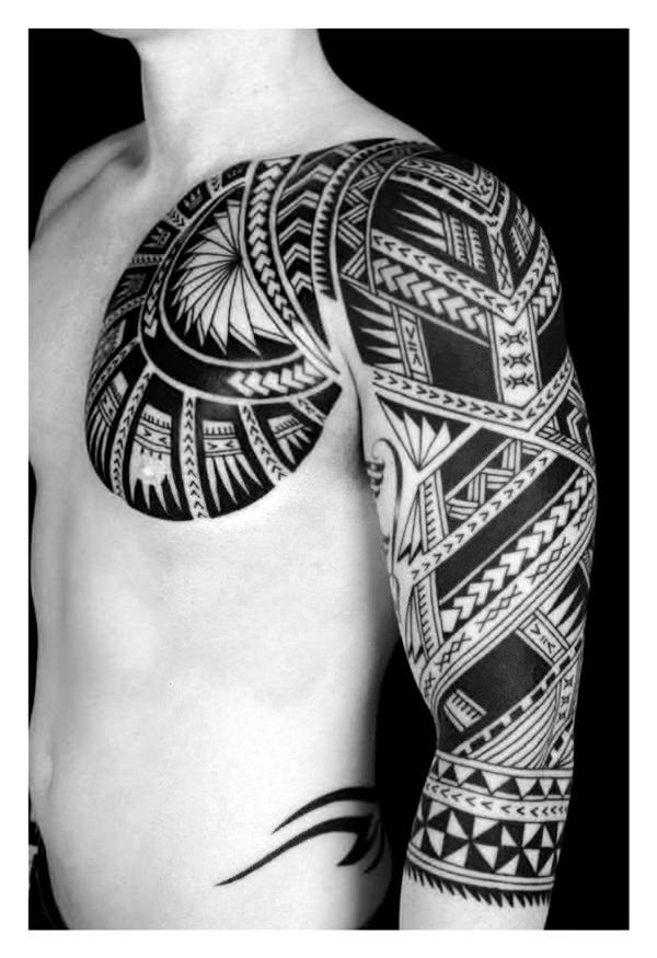 90 Amazing Polynesian Tattoo Designs With Their Meanings And History