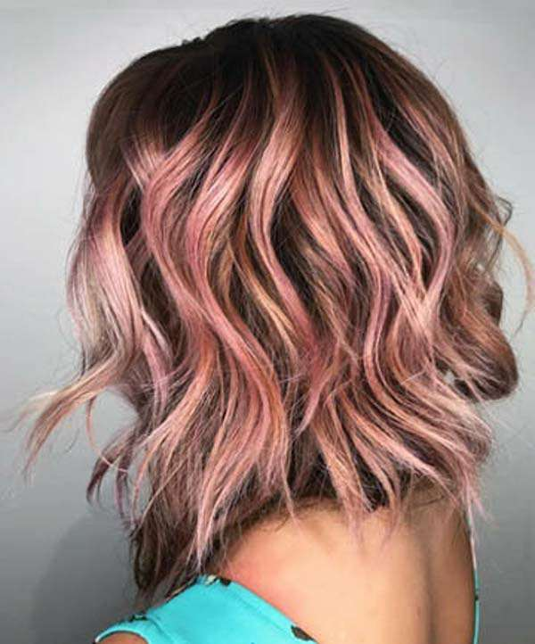 121 Wonderful Rose Gold Hair Trending In 2018