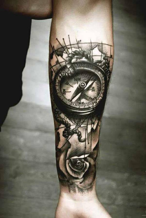 The Best Forearm Tattoos That Will Help You Make A Statement