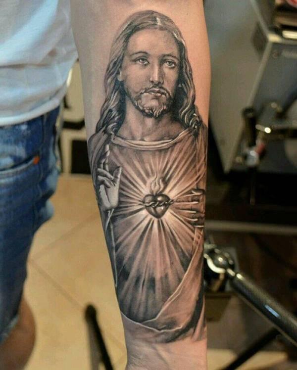 120 Faithful Christian Tattoos That Show Your Love Towards The God