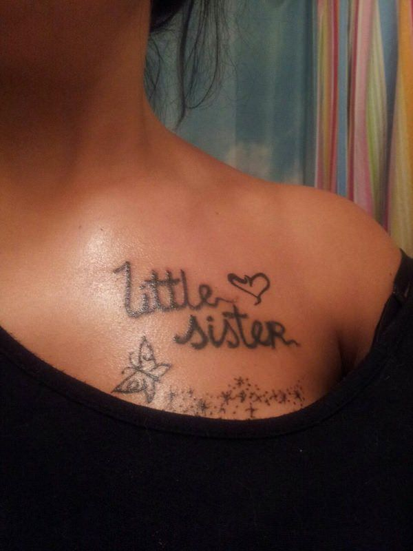 103 Beautiful Sister Tattoo Designs For You And Your Cute Sisters