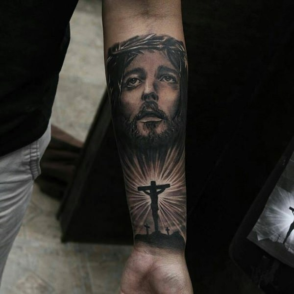 120 Faithful Christian Tattoos That Show Your Love Towards The God