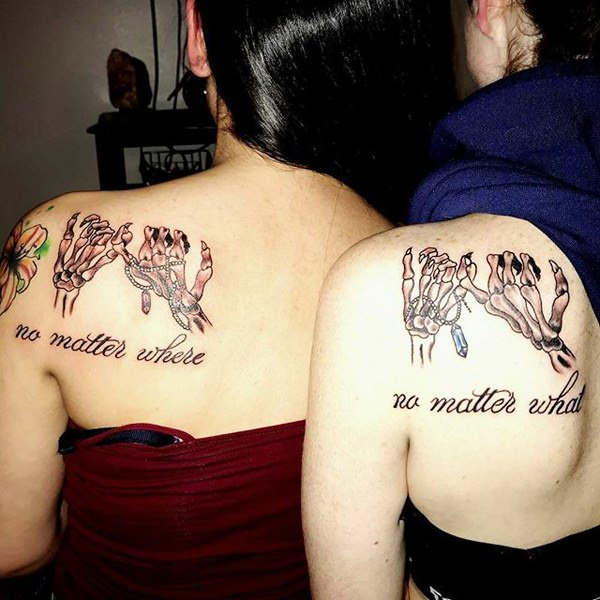 120 Best Friend Tattoos Designs For You And Your Wonderful Pal