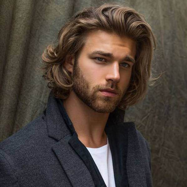 91 Amazing Long Hairstyles For Men To Look Like Gladiators