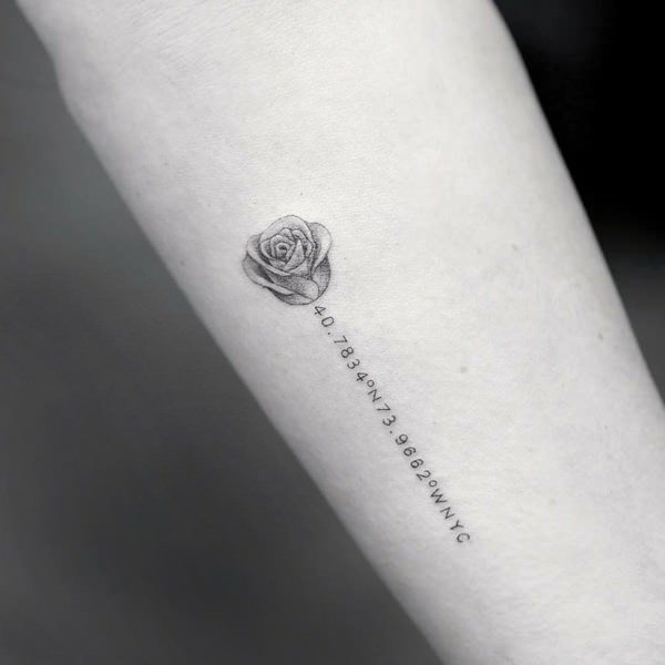 141 Best Rose Tattoos You Could Get With Their Meanings