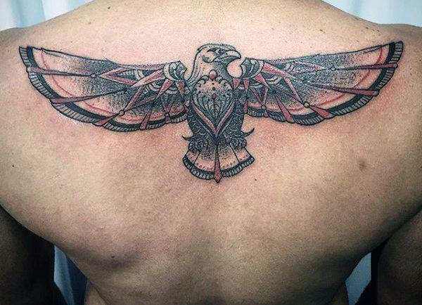f22f55198703e 120+ Ultimate Eagle Tattoos Designs That Make You Soar High
