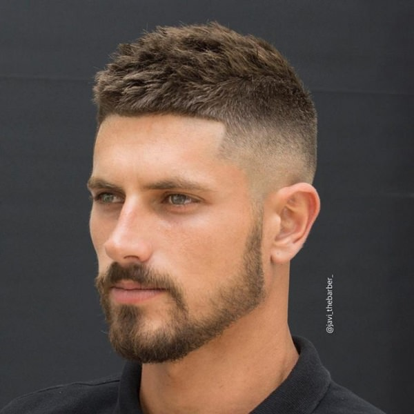 48 Smart Crew Cut That Will Steal The Show
