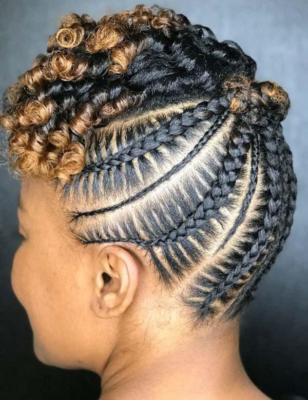 Cornrow Hairstyles Braid Hairstyle Find The Perfect