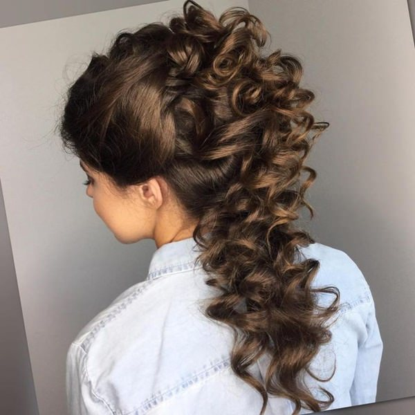 120 Stunning Prom Hair That Will Make The Event Rocking