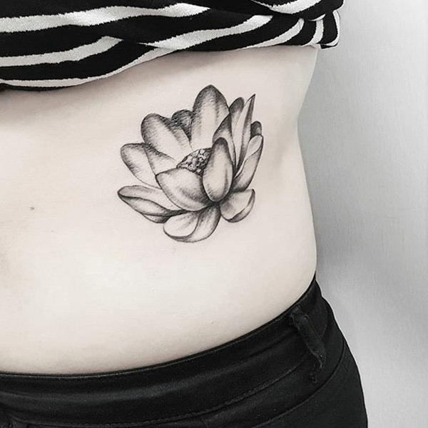 132 Astounding Lotus Flower Tattoo Designs You Would Like To Have
