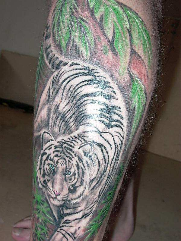 121 Best Tiger Tattoo Designs Representing The Glorious Beasts