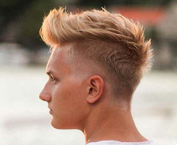 108 Terrific Faux Hawk Haircut That You Want To Get Right Now