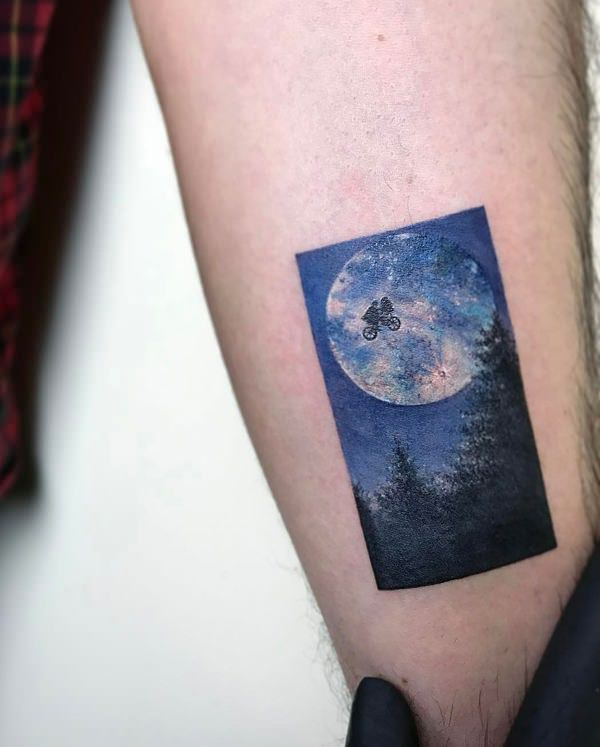 100 Amazing Moon Tattoo Designs That Will Make You Want One