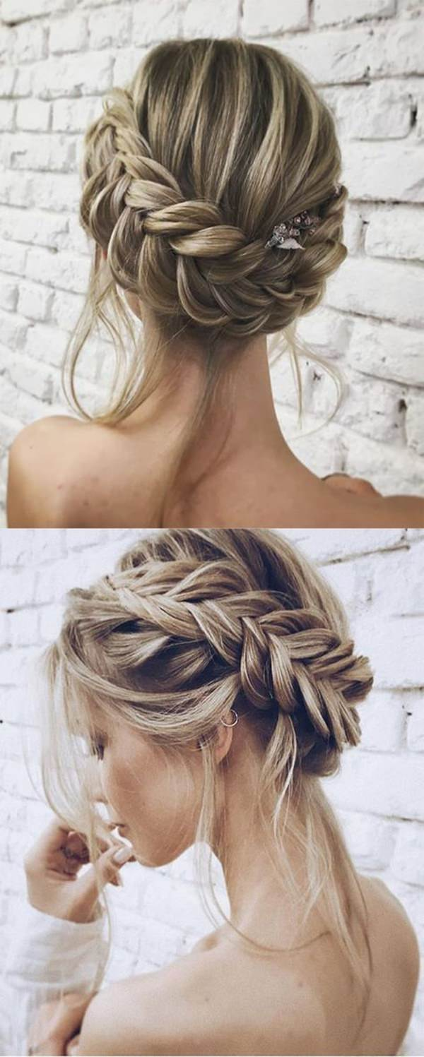 145 Sensational Wedding Hairstyles That You Are Going To Fall For