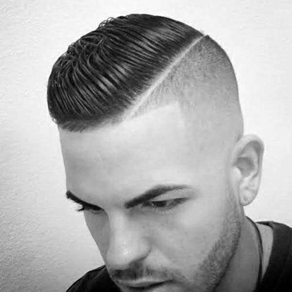 132 Glamorous Comb Over Fade You Will Fall In Love With