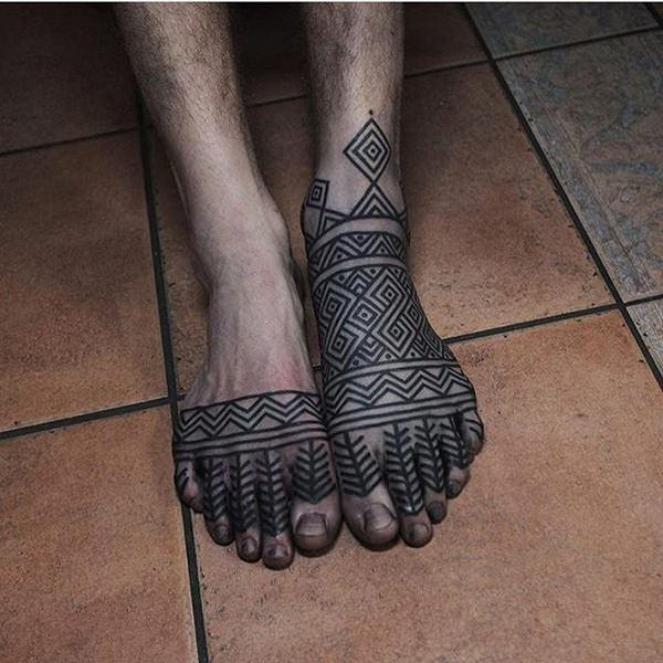 115 Salient Foot Tattoos For Men And Women That Can Impress Anyone